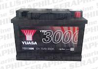 YUASAYBX3096