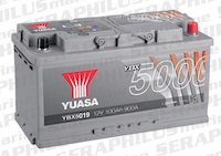 YUASAYBX5019